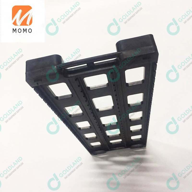 Anti-static H type plastic PCB tray storage rack conductive tray for component storage 435mm*160mm*30mm