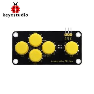 Keyestudio AD KEY Button Module for Arduino