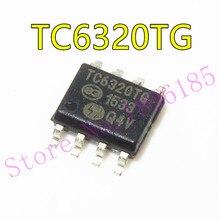 جديد وأصلي TC6320TG NPMOSFET SOIC8 N-و P-قناة تعزيز وضع موسفيت زوج