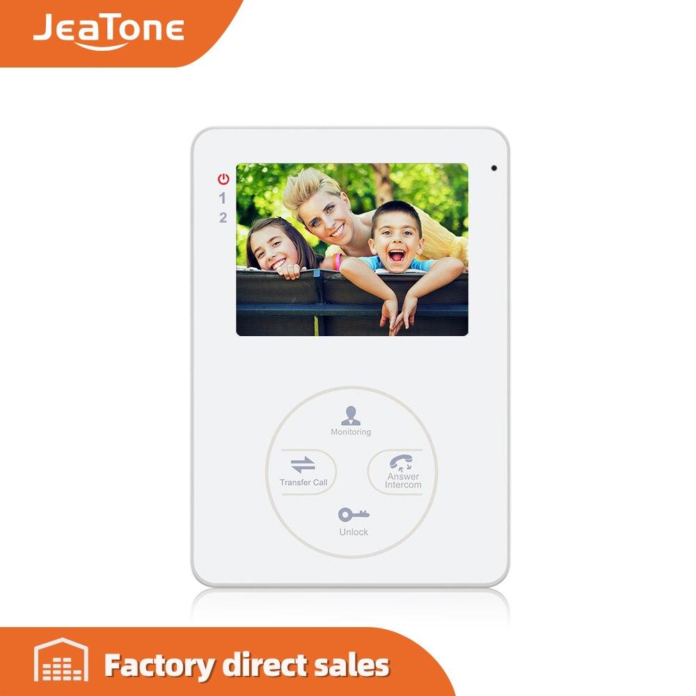Видеодомофон Jeatone 4