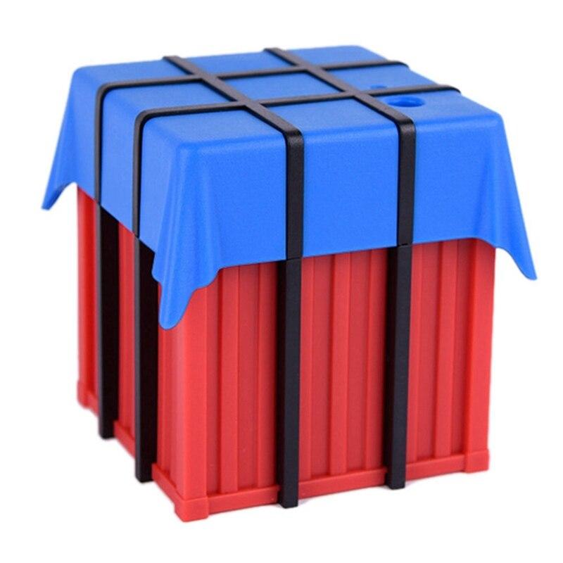Airdrop Box humidificador de aire Aroma Mini USB generador de niebla ultrasónica hogar Oficina escritorio bolso de paracaídas humidificador regalo
