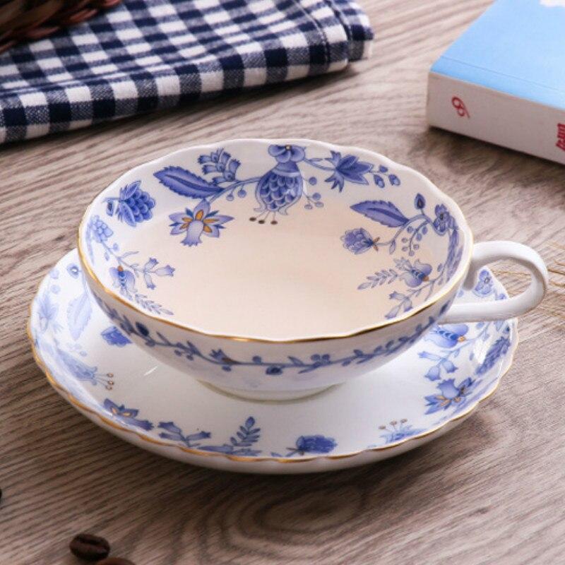 السيراميك لطيف فنجان شاي القهوة السيراميك لاتيه أكواب النمط الياباني كوب سيراميك مجموعة عالية الجودة الخزف فنجان الشاي وطبق II50BYD