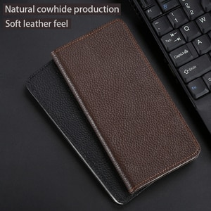 Leather Phone Case For Nokia 1 1.3 2 2.1 3 3.1 4 4.2 5 5.1 6 7 7.1 8 9 X5 Case Case Wallet Cowhide Cover
