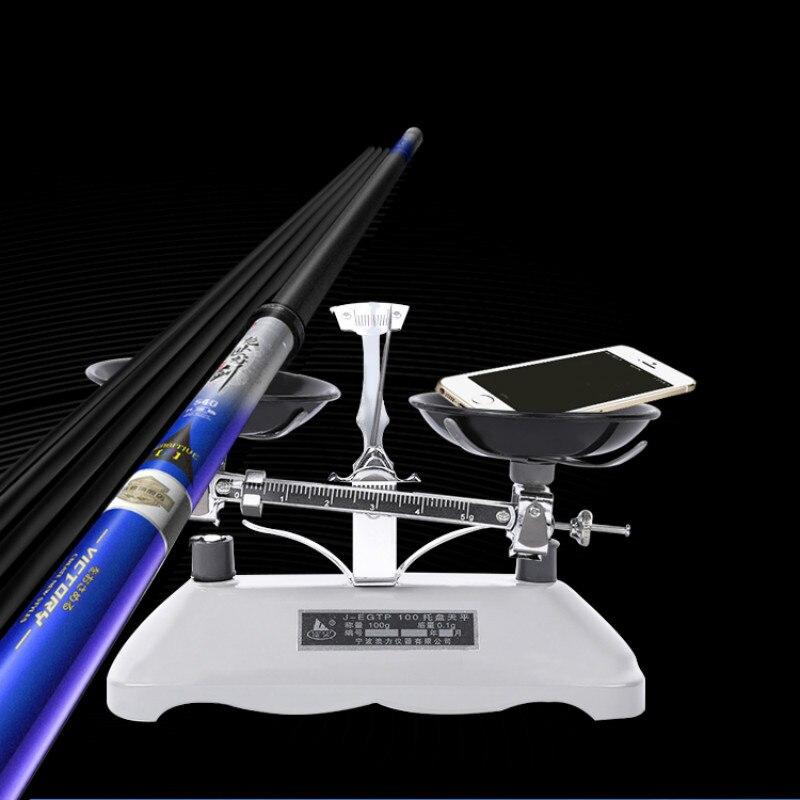 4H 5H 6H Hard Fishing Canne 3.6m-7.2m Carp Fishing Sticks Rod Hand Olta Carbon Fiber De Pesca Fishing Tackle enlarge