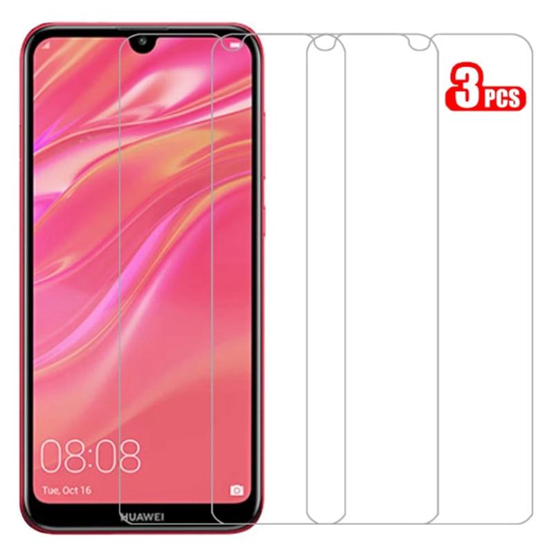 For huawei y7 2019 Phone Glass for huawei y6 y9 y5 y7 2019 Safety Tempered Glass on huawei y6 y7 y9 prime 2019 protective film
