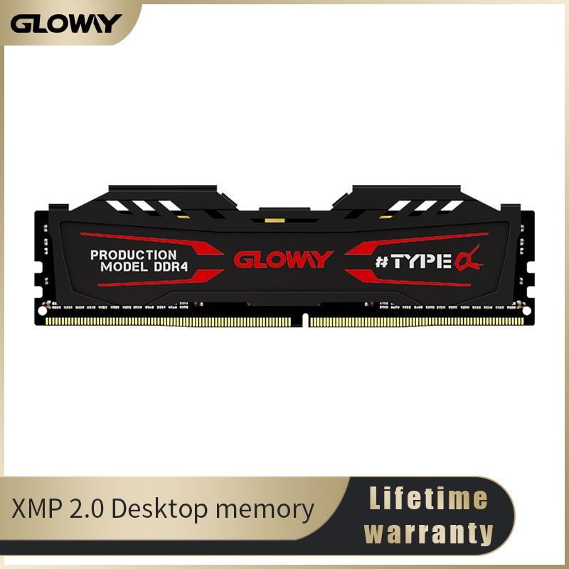 Gloway-memoria ram ddr4 de 8GB, 3000MHz, 1,35 V, dimm, alto rendimiento, precio...