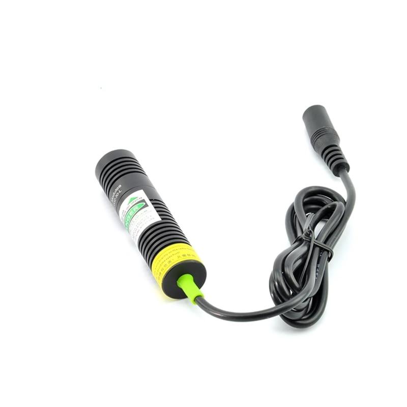 532 нм 10 мВт зеленый лазер диод линия модуль 18x75 мм 5 В 1 А питание адаптер% 28US% 2FEU% 2FUK Тип Дополнительно% EF% BC% 89