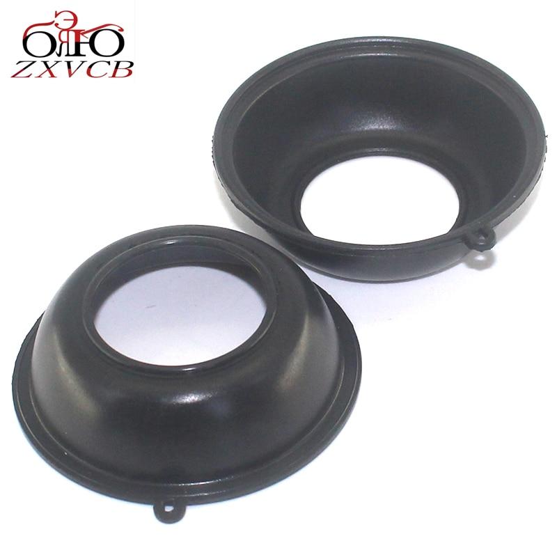 For HONDA VLX600 VLX400 VLX Steed Shadow 400 600 Motorcycle carburetor plunger vacuum diaphragm rubber