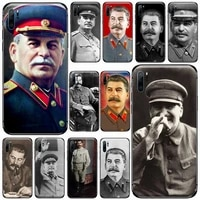 russian commander stalin phone case for huawei honor mate p 9 10 20 30 40 pro 10i 7 8 a x lite nova 5t