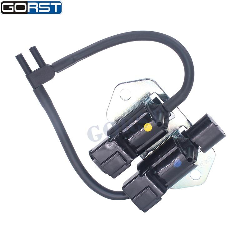 K5T47776 Vacuum Switch Solenoid Freewheel Clutch Control Valve For Mitsubishi Pajero L200 L300 MB620532 MB937731 Auto Parts
