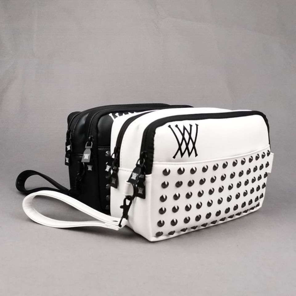Golf bag, sporting goods storage bags, handbags, clutches, zipper double-layer isolation bags.