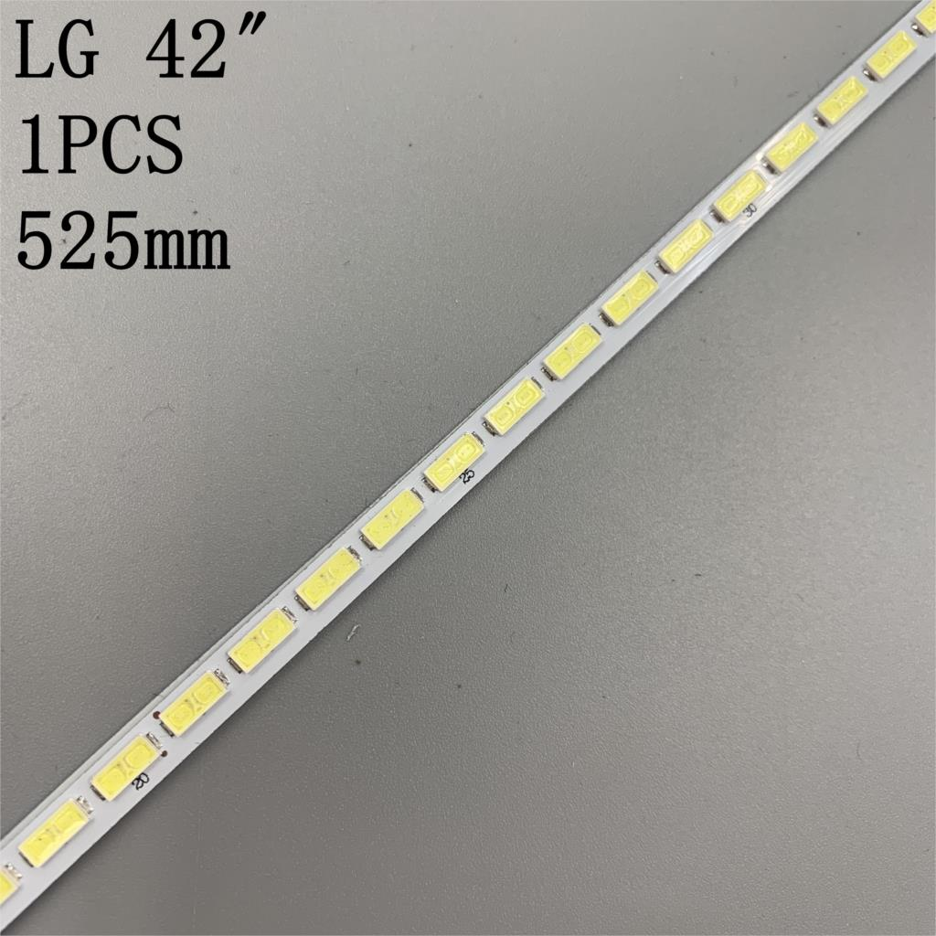 10piece=60LED 525mm LED backlight strip for LG 42LS570T T420HVN01.0 74.42T23.001 7030PKG 60ea 42LS5600 42LS560T enlarge