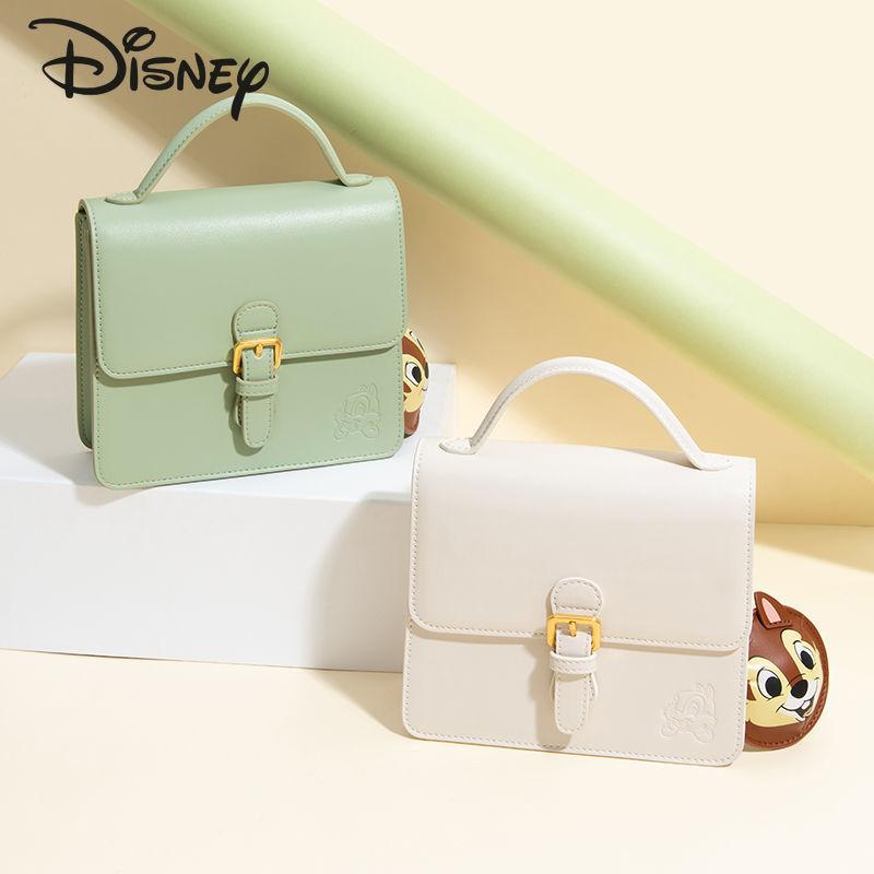 Disney Co-branded 2021 New Authentic Ladies Shoulder Bag Pu Large Capacity Storage Bag High Quality Luxury Ladies Messenger Bag