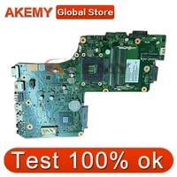 akemy sps v000325070 db10f 6050a2566201 mb a02 laptop motherboard for toshiba satellite c55 c55t hm77 mainboard
