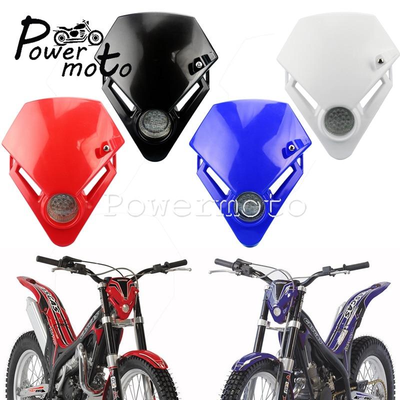LED Mini linterna de Motocross para Gas TXT 250 Pro 125 de...