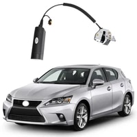 for lexus ct200h electric suction door automobile refitted automatic locks car accessories intelligence suction door