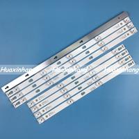 5set=40pcs LCD Backlight Strip For TCL D50A630U L50E5800A-UD 50D2900 50HR330M05A9 50HR330M04A9 4C-LB5004-HR13J 4C-LB5005-HR03J