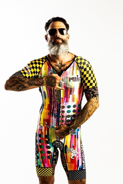 LOVE THE PAIN-maillot de ciclismo de montaña, ropa de verano, varios estilos,...