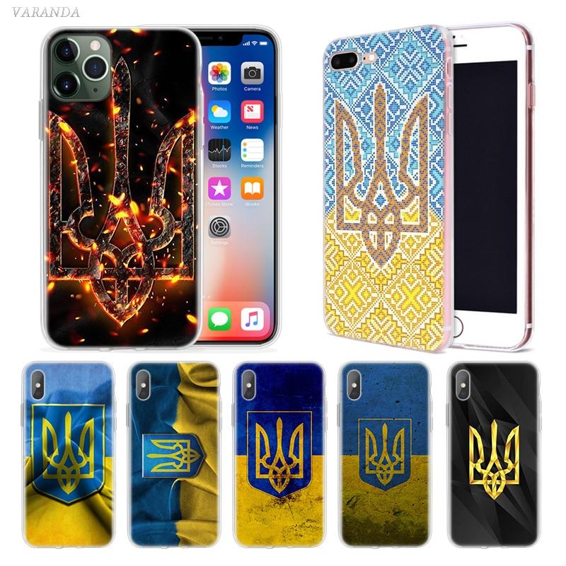 Keep calm и Украина чехол с флагом для Apple iphone 11 Pro X XS Max XR 7 8 6 6S Plus 7S 5 S SE 5C Мягкий ТПУ Коке силиконовый чехол для телефона Carcasa ETUI C