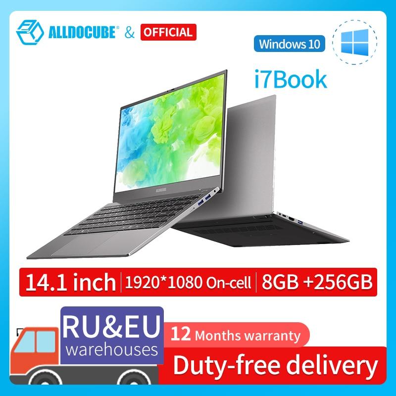 ALLDOCUBE i7 Book portátiles 14,1 pulgadas 8GB Ram 256GB SSD Windows 10...