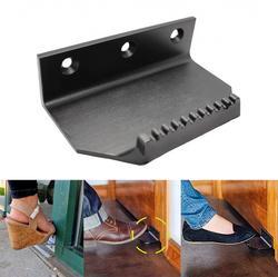 Hand Free Door Opener Anti Contact No Touch Foot Door Opener Accessories Thick Metal Door Pedal Home Safety