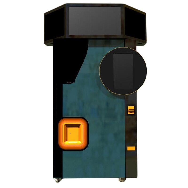 1PC Automático Vending Suco Máquina de Suco de Suco de Laranja Espremido na hora Da Máquina De Venda Automática de Auto-atendimento ZG4001 Vending Machine