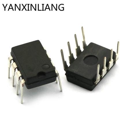 10 piezas LM331N DIP8 LM331 DIP 331N DIP-8 LM331P Tensión de precisión-convertidores de frecuencia