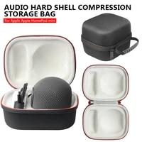 Sac de protection intelligent de sac de stockage Audio de boite de haut-parleur deva de Bluetooth sans fil portatif pour le Mini haut-parleur de Bluetooth dapple HomePod
