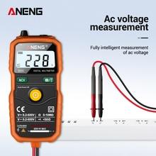 ANENG S830 True RMS Digital-Multimeter Smart Multimeter DC/AC Spannung Meter Widerstand Tester mit LCD Display