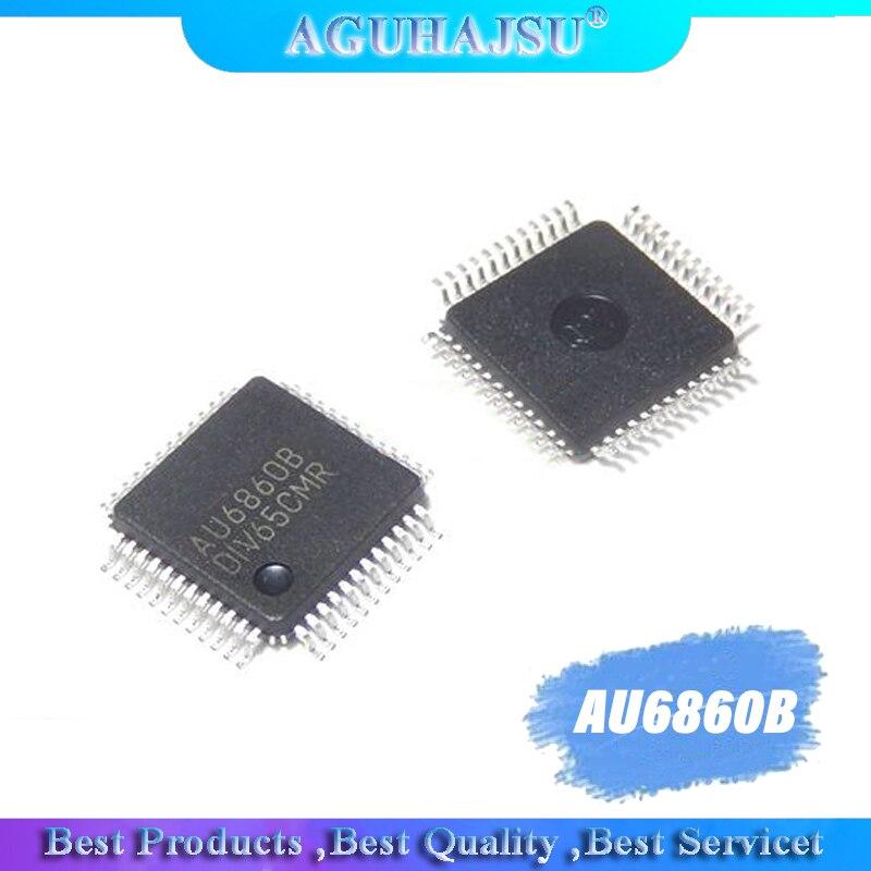1 Uds AU6860B AU6860 QFP-48 de circuito integrado