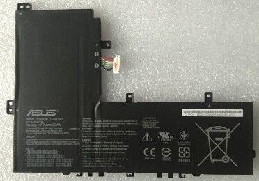 Nueva batería genuina para ASUS C223NA VivoBook E12 E203NA 0B200-03040000, 2ICP4/59/134, C21N1807 7,7 V 4940mAh