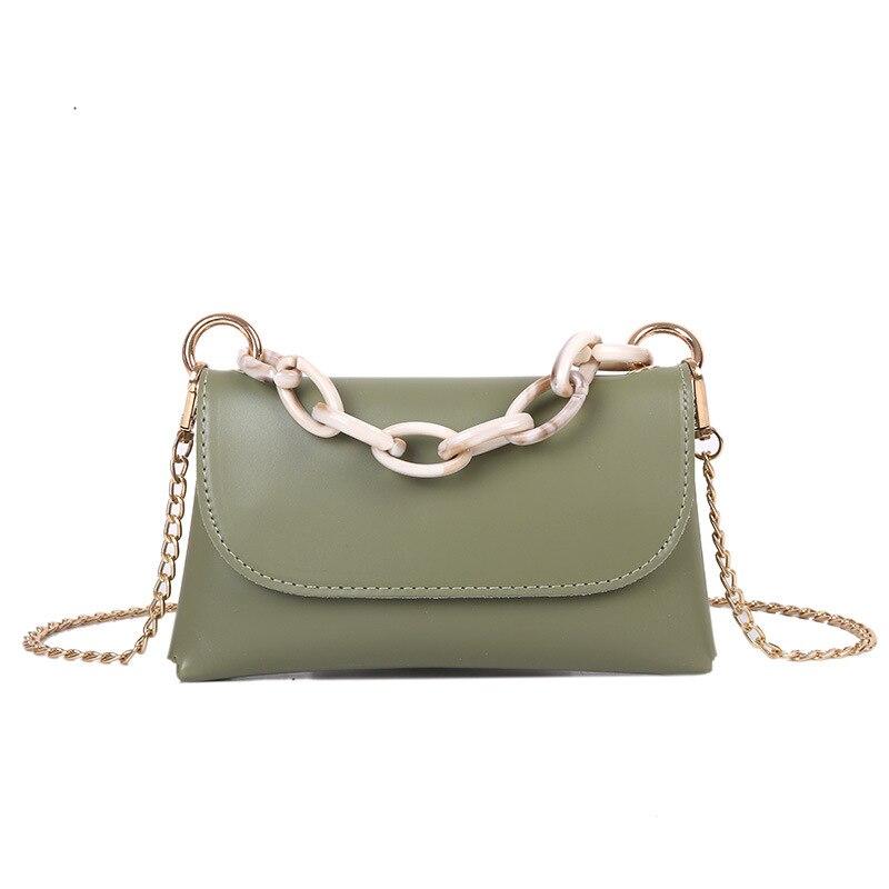 Spring and summer 2021 new small square bag female Mori girl exotic wild shoulder bag retro wild slung bag