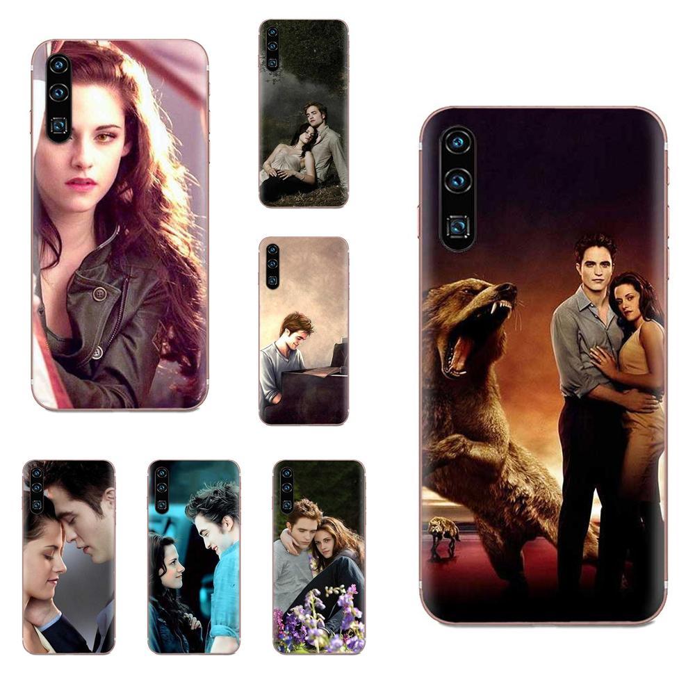 Funda de TPU blando, accesorios crepúsculo Saga breagi para Samsung Galaxy A51, A71, A81, A90, 5G, A91, A01, S11, S11E, S20 Plus, Ultra