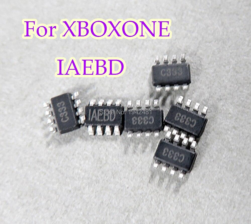 100 Uds reemplazo para Xbox uno de gestión IC Chip IAEBD IAEBF...