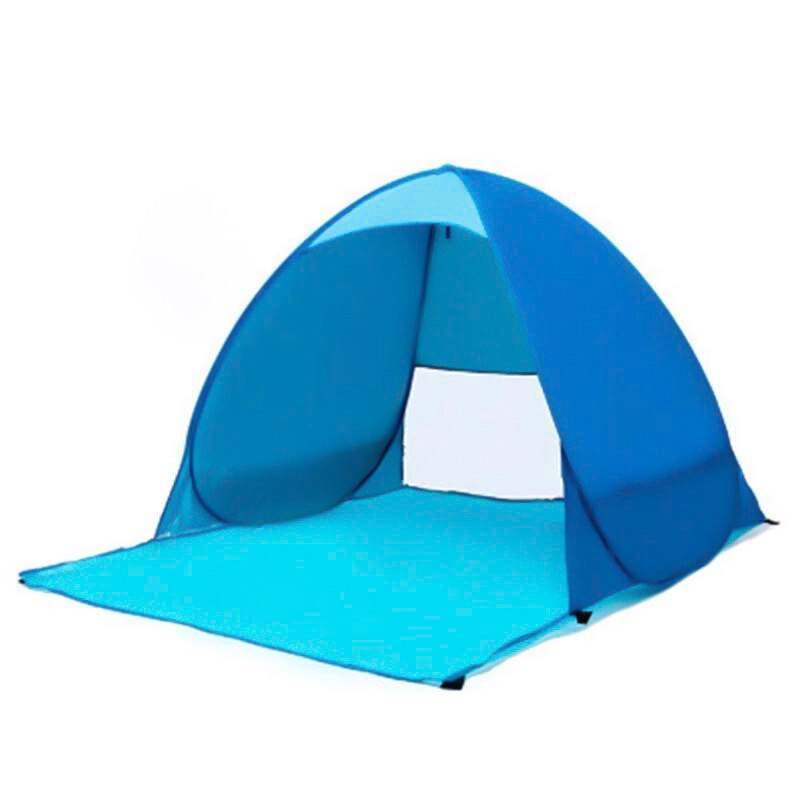 Automatic Instant Pop Up Tent Sun-Proof Waterproof Beach Tent Lightweight For Outdoor Camping Fishing Cabana Barraca Camping