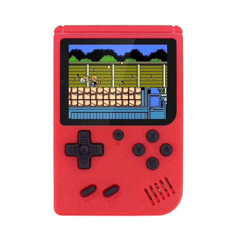 Consola de videojuegos Retro FC 400 en 1, Mini Consola portátil de...
