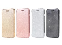 applicable to the explosion of iphonexsmax mobile phone holster apple 8x plating tpu transparent shell huawei protective cover