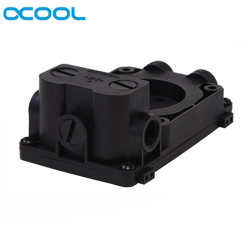 Alphacool ES Liquid Cooling Loop Reservoir 1U For DDC Pumps Designed For 1U Server Racks,2U Water Tank For ITX Computer Case