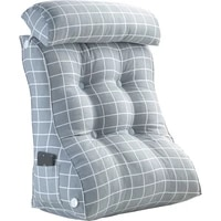 bedroom knitted cushion cotton living room chair cushion lumbar pillow comfy filling cuscini divano home decoration bl50kd