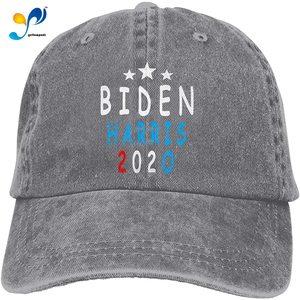 Yellowpods Biden Harris 2020 Casquette Baseball Dicer Vintage Adjustable Casquette Cap Cowboy Hat Shading Function Unisex