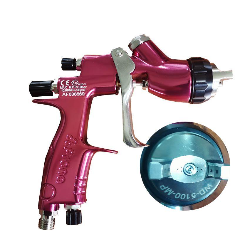 Prona WD-5100 G13 MP Professional Air Spray Gun Paint Pistol Pneumatic Tool Portable Spray Guns Painting Cars Automobile Tools enlarge