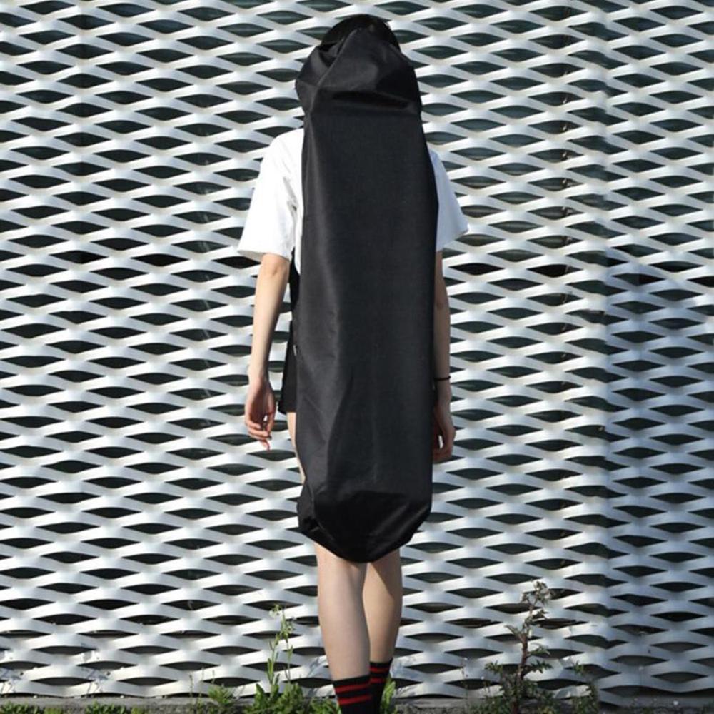 120 см * 40 см прочный удобный портативный чехол для скейтборда, рюкзак для переноски Лонгборда, сумка для переноски 46 дюймов