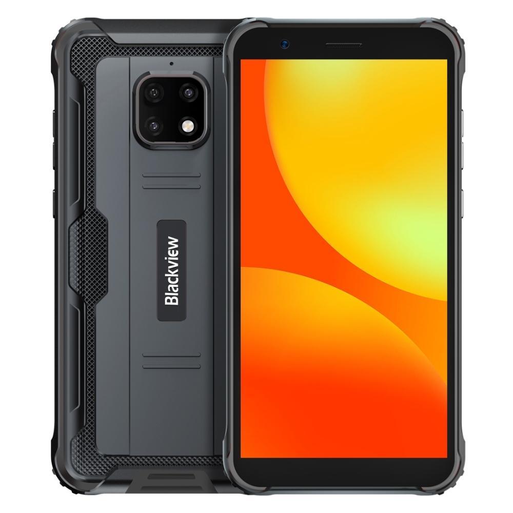 Перейти на Алиэкспресс и купить Смартфон Blackview BV4900 Pro защищенный, IP68, 4 + 64 ГБ, 5,7 дюйма, 5580 мА · ч, Helio P22, 8 ядер, Android 10, NFC, 4G