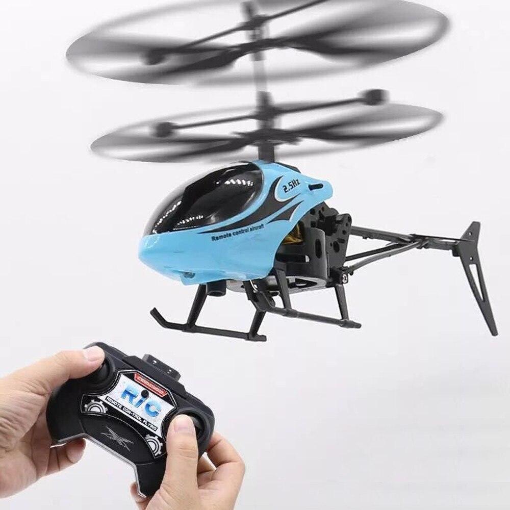 Rc 901 2ch helicóptero de controle remoto voando mini rc infravermelho indução helicóptero piscando luz brinquedos #60