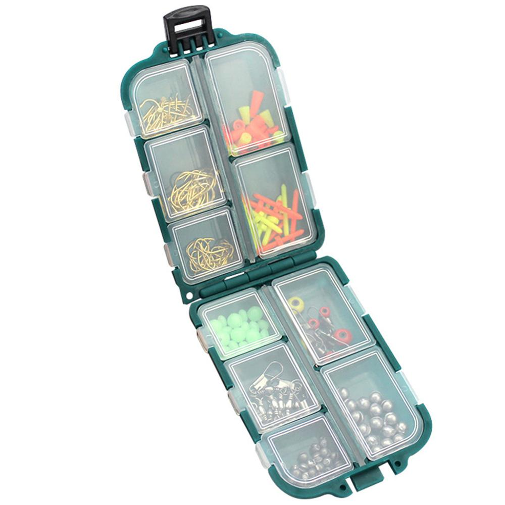 Fishing Accessories 157 Pcs Rock Fishing Tackle Kits Set Including Jig Hooks for carp bait Fishing Tackle Box Free Shipping enlarge