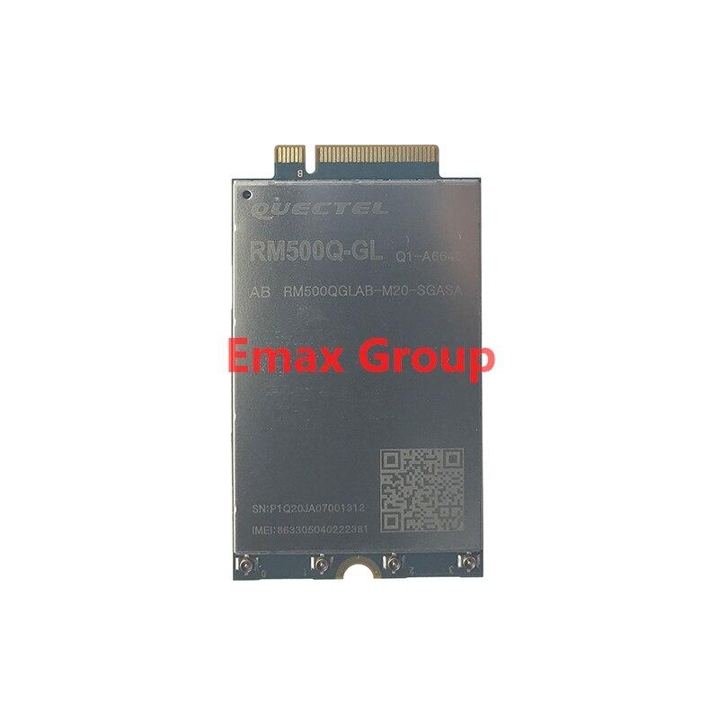Quectel RM500Q-GL rm500q 5g ambos os modos nsa e sa frete grátis por expresso como dhl ou fedex