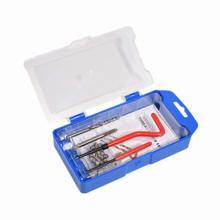 Kit doutils pour le fil de moto   Réparation de filetage M10 X 1.25 bobine hélicoïdale en acier inoxydable, bobine hélicoïdale pour la voiture, hélicoil AT2059E