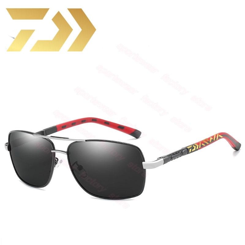 Новинка 2020 поляризованные очки Dahe для рыбалки мужские солнцезащитные очки спортивные уличные очки для вождения UV400 Солнцезащитные очки для...