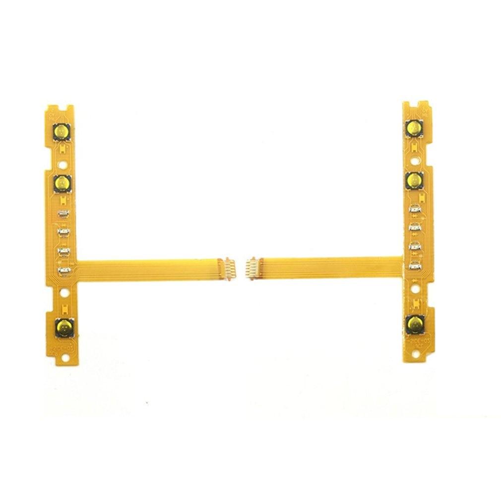 the Left Right Joy-Con Repair SL SR Button Key L/R Flex Cable For Nintend Switch Joy-Con Controller Dropshipping