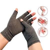 2021 new men women arthritis gloves therapy pain compression gloves wrist support joint pain relief hand brace wristband